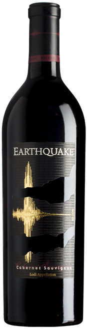 Earthquake 2017 Lodi Appellation Cabernet Sauvignon 750mL
