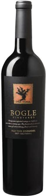 Bogle Vineyards 2017 California Old Vine Zinfandel 750mL