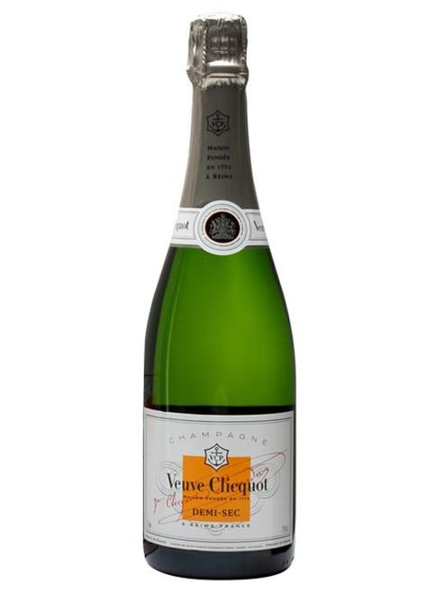 Veuve Clicquot Champagne Demi Sec 750mL