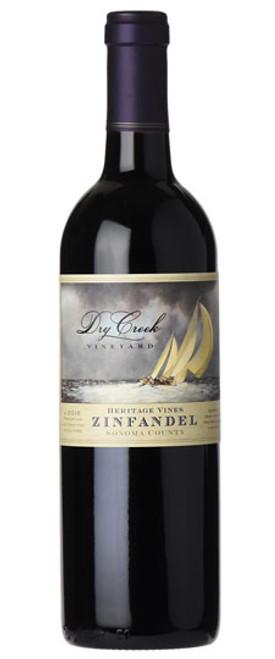 Dry Creek Vineyard 2016 Heritage Vines Sonoma County Zinfandel 750mL