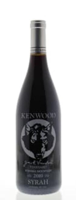 Kenwood 2010 Jack London Vineyard Sonoma Mountain Syrah 750mL