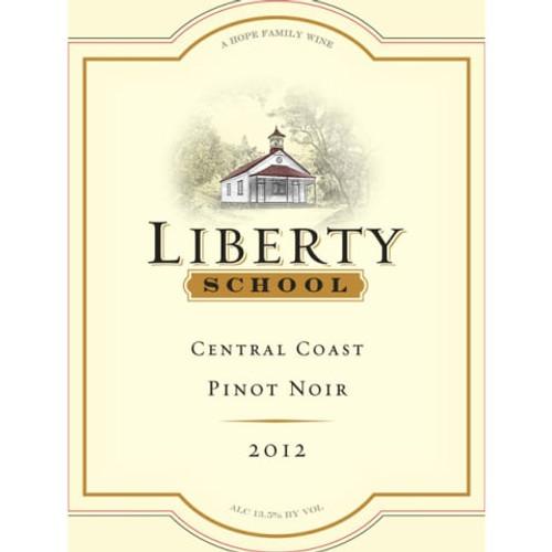 Liberty School 2012 Central Coast Pinot Noir 750mL