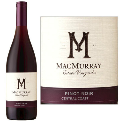 MacMurray Estate Vineyards 2016 Central Coast Pinot Noir 750mL