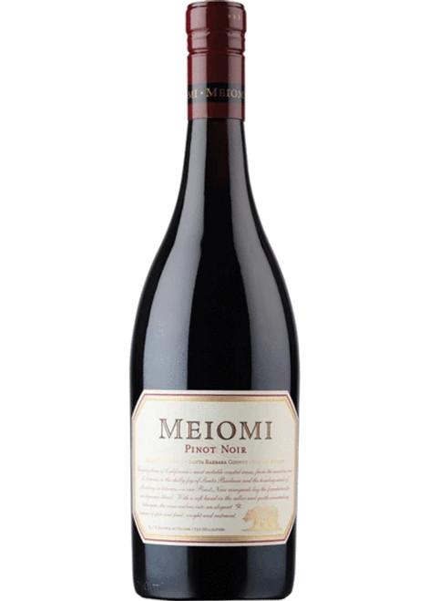 Meiomi Monterey County Sonoma County Santa Barbara County Pinot Noir 750mL