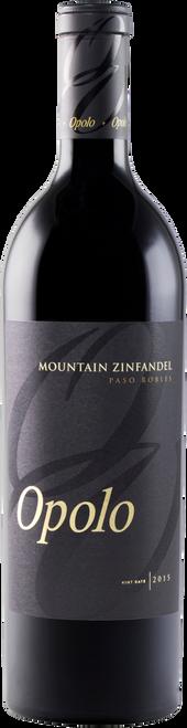 Opolo Vineyards Paso Robles 2015 Mountain Zinfandel 750mL