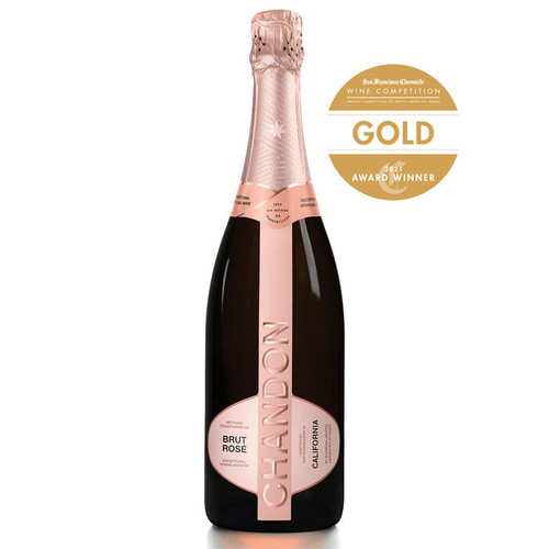 Chandon Rosé Sparkling Wine 750mL