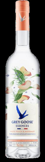Grey Goose® Essences White Peach & Rosemary Flavored Vodka 750mL