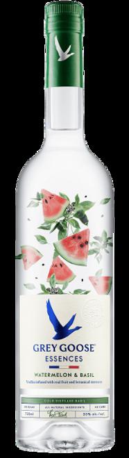Grey Goose® Essences Watermelon & Basil Flavored Vodka 750mL