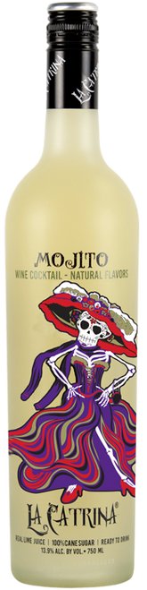 La Catrina Vineyards (Cocktails) NV Non-Appelated Mojito 750mL