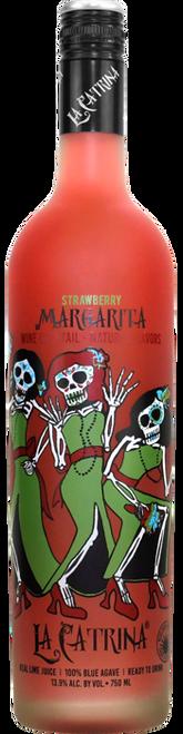La Catrina Vineyards (Cocktails) NV Non-Appelated Strawberry Margarita 750mL