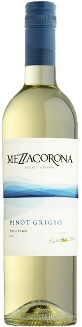 Mezzacorona 2019 Pinot Grigio Trentino DOC 750mL