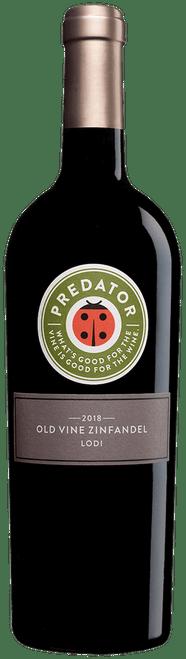 Predator 2018 Lodi Old Vine Zinfandel 750mL