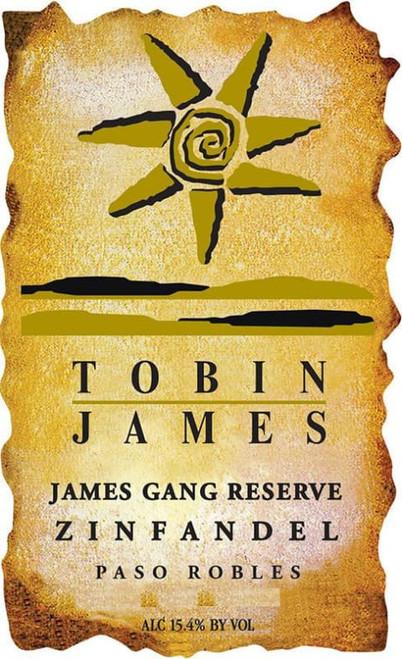 Tobin James 2013 Paso Robles James Gang Reserve Zinfandel 750mL