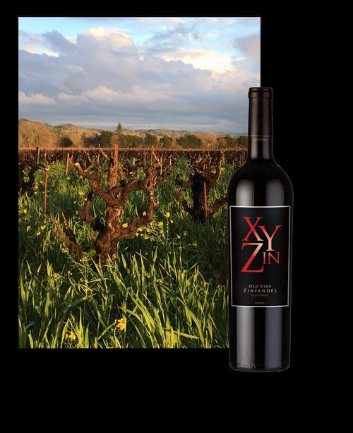 XYZin 2013 California Old Vine Zinfandel 750mL