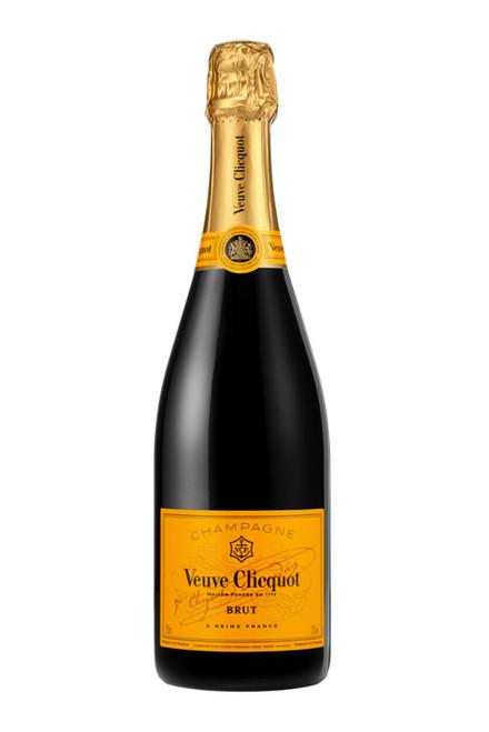 Veuve Clicquot Champagne Brut Yellow Label 375mL