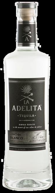 La Adelita Tequila Blanco 750mL