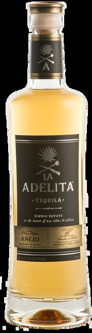 La Adelita Tequila Añejo 750mL