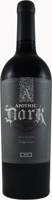 Apothic Dark 2017 California Red Blend 750mL