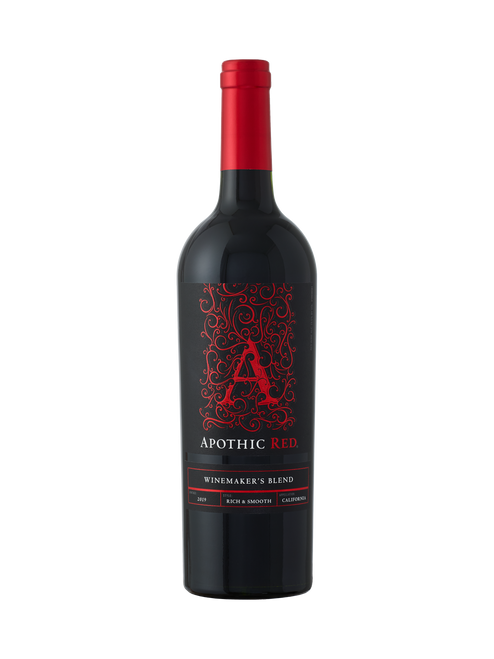 Apothic Red 2019 California Winemaker's Blend 750mL