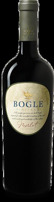 Bogle Vineyards 2017 California Merlot 750mL