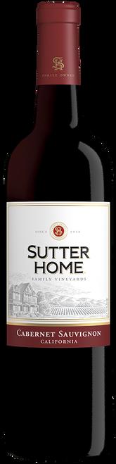 Sutter Home Family Vineyards NV California Cabernet Sauvignon 750mL