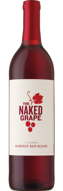 The Naked Grape NV California Harvest Red Blend 750mL