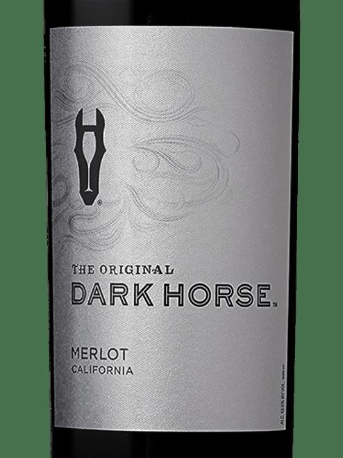 The Original Dark Horse 2016 California Merlot 750mL