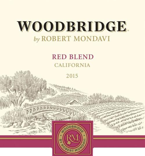 Woodbridge 2015 California Red Blend 750mL