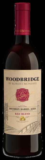 Woodbridge Bourbon Barrel Aged NV Red Blend 750mL