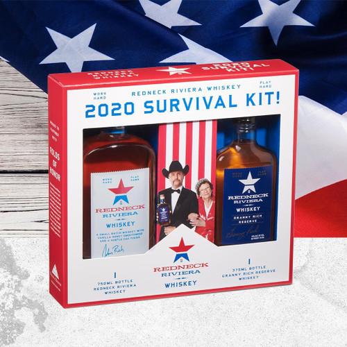 Redneck Riviera Whiskey 2020 Survival Kit!