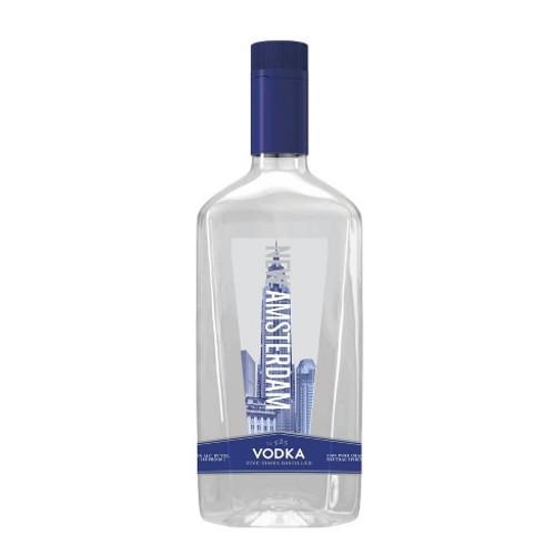 New Amsterdam Vodka Plastic 750mL