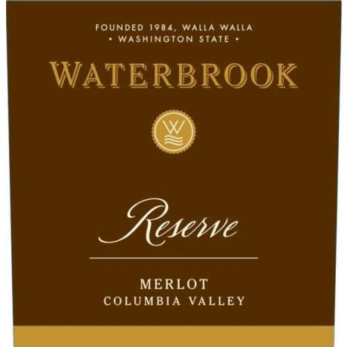 Waterbrook 2011 Reserve Columbia Valley Merlot 750mL