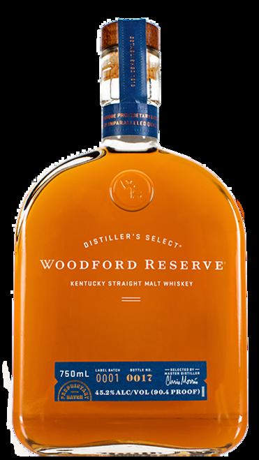 Woodford Reserve Distiller's Select Kentucky Straight Malt Whiskey 750mL