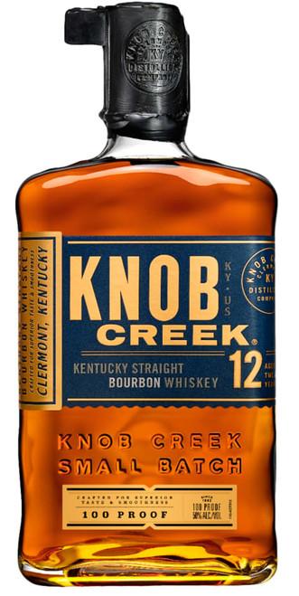Knob Creek 12 Year Kentucky Straight Bourbon Whiskey 750mL
