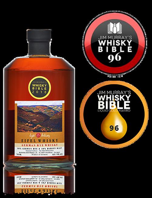 Eifel Whisky Rye German Whisky 750mL