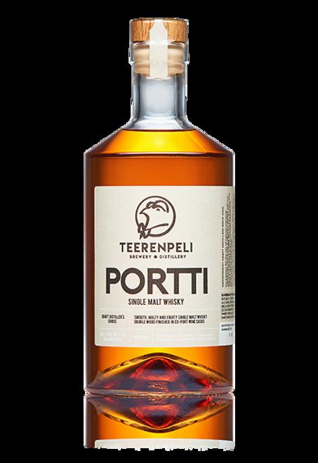 Teerenpeli Portti Single Malt Finnish Whisky 750mL