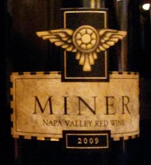 Miner 2009 Napa Valley Red Wine 750mL