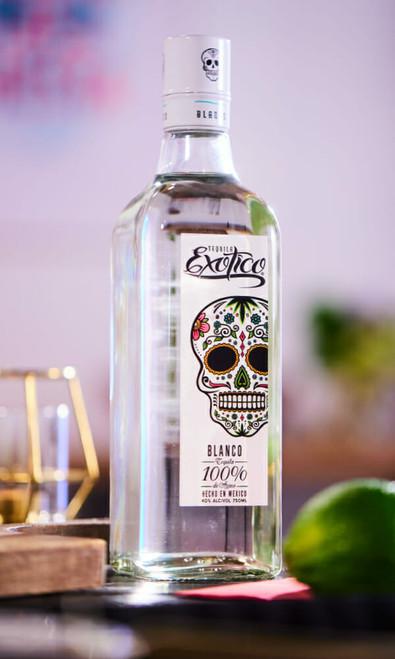 Exotico Tequila Blanco 750mL