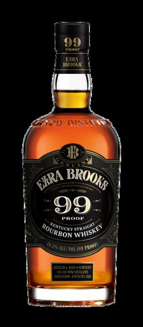 Ezra Brooks 99 Proof Kentucky Straight Bourbon Whiskey 750mL