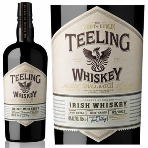 Teeling The Spirit of Dublin Small Batch Irish Whiskey 750mL