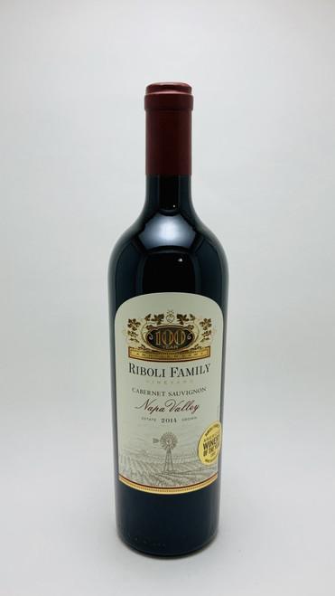 Riboli Family Vineyard 100 Year Anniversary 2014 Estate Grown Napa Valley Cabernet Sauvignon 750mL