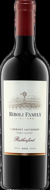 Riboli Family Vineyard 2012 Rutherford Napa Valley Cabernet Sauvignon 750mL