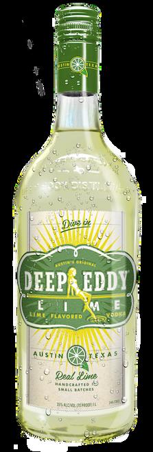Deep Eddy Lime Flavored Vodka 750mL