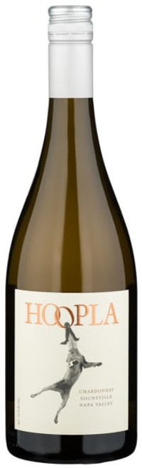 Hoopla 2018 Yountville Napa Valley Chardonnay 750mL