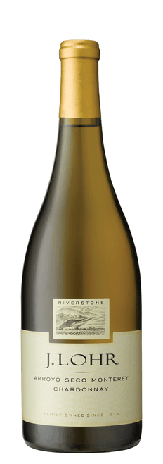 J. Lohr Riverstone 2017 Arroyo Seco Monterey Chardonnay 750mL