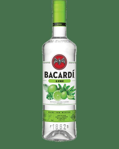 Bacardi Lime Flavored Rum 750mL