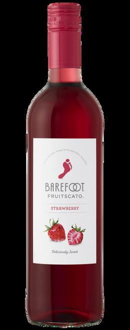 Barefoot Fruitscato Strawberry Moscato 750mL