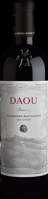 DAOU Reserve 2018 Paso Robles Cabernet Sauvignon 750mL