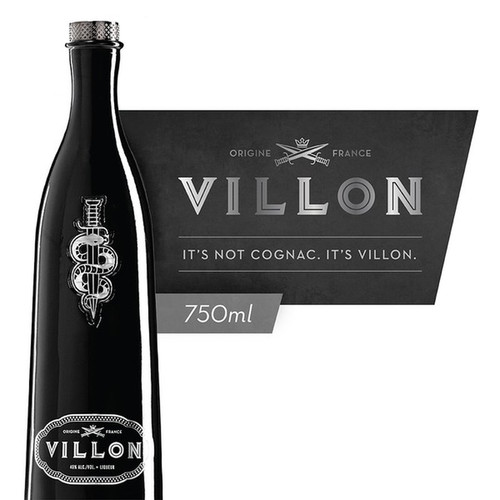 Villon VSOP Cognac Liqueur 750mL