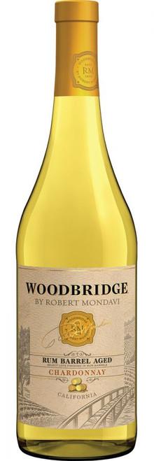 Woodbridge by Robert Mondavi NV California Rum Barrel Aged Chardonnay 750mL